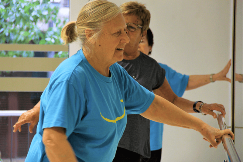 ejercicio físico para pacientes con fibromialgia
