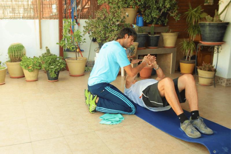 ejercicio físico para pacientes que han sufrido un ictus
