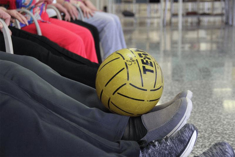 ejercicio físico para pacientes con Parkinson