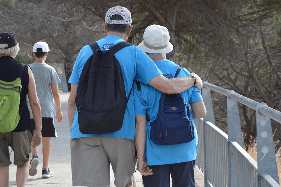 Una vida sana y saludable durante el envejecimiento